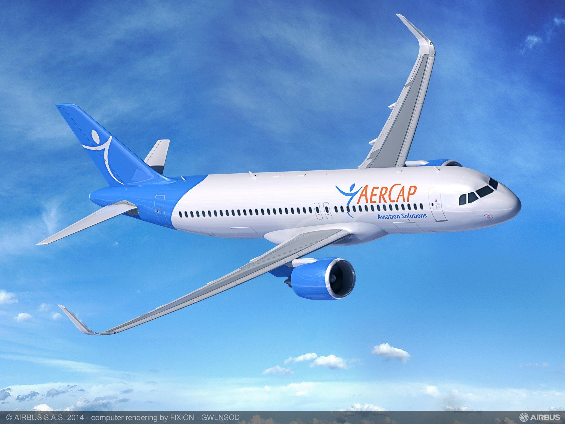 A320neo Aercap