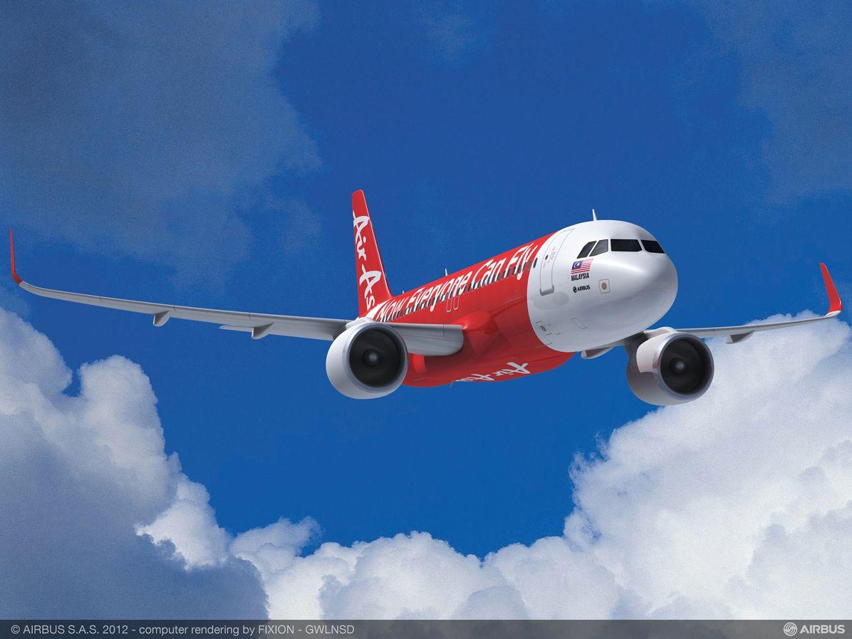 A320neo Air Asia order Dec 2012