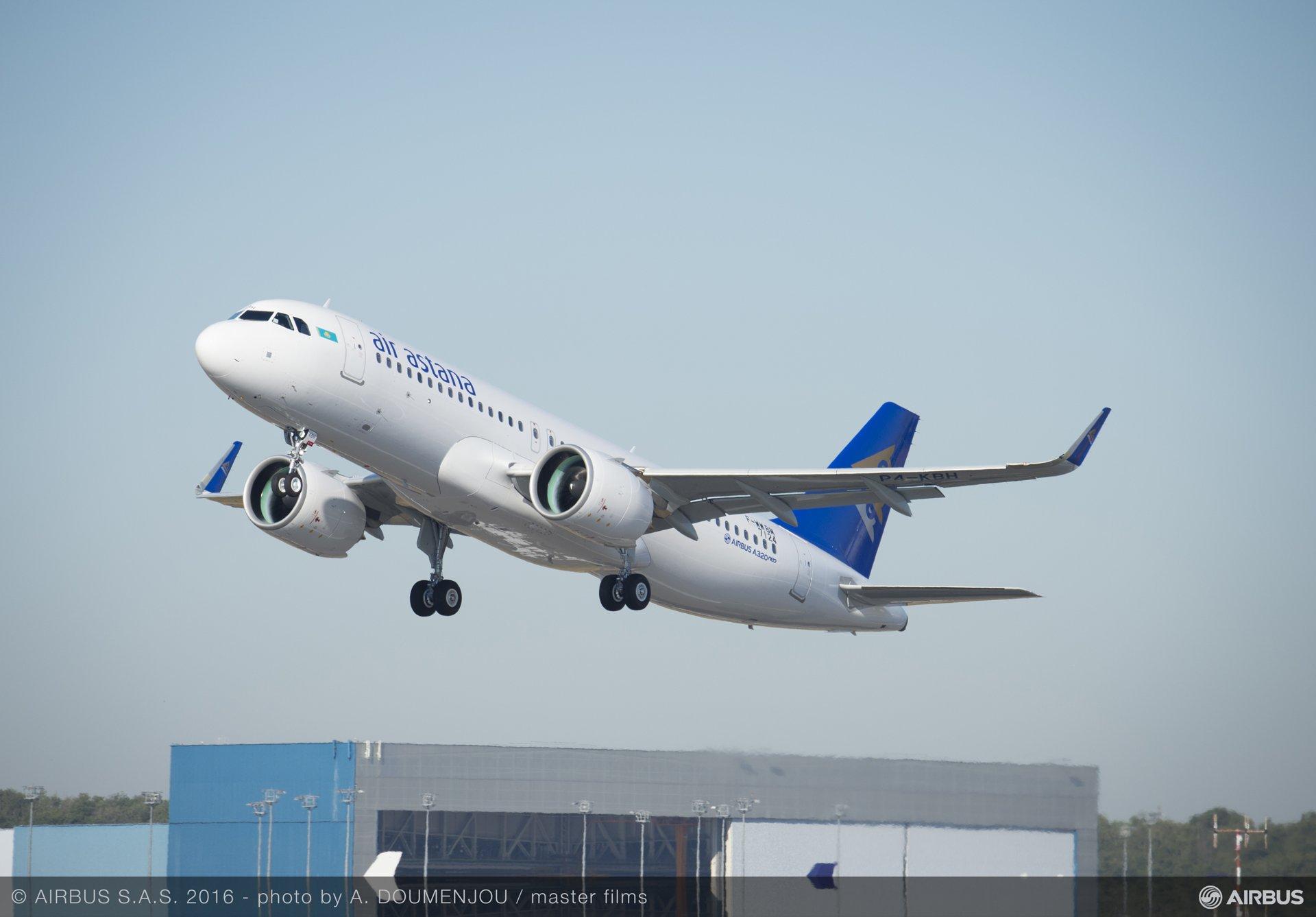 Air Astana A320neo_1