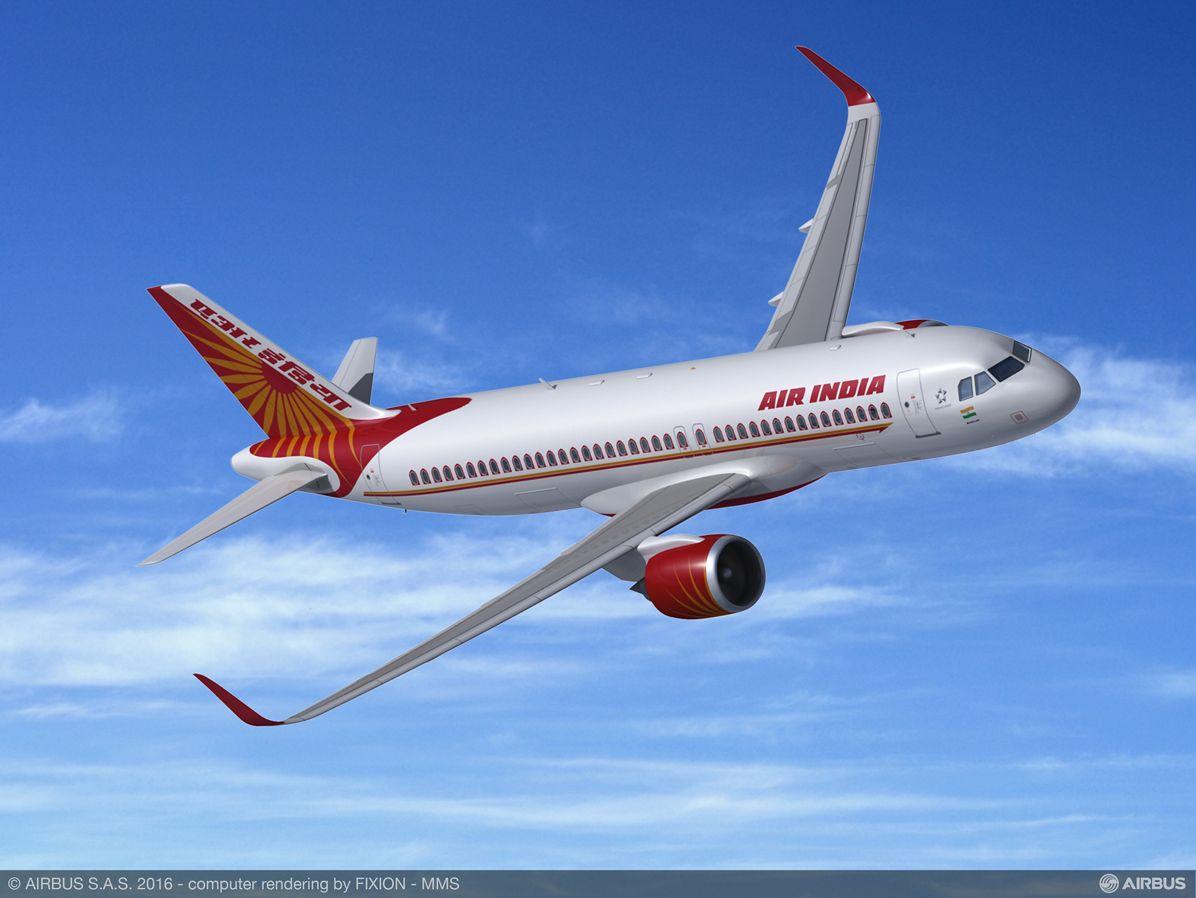 A320neo Air India 1