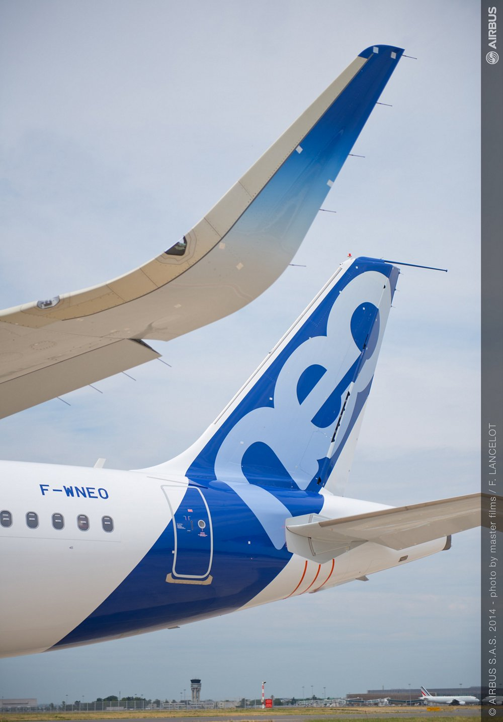 First A320neo to fly 4
