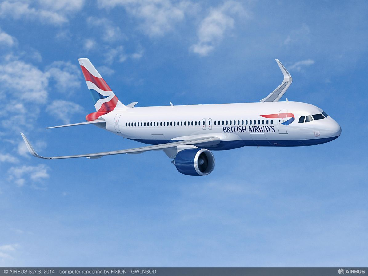 IAG firms up 15 A320neo orders_British Airways