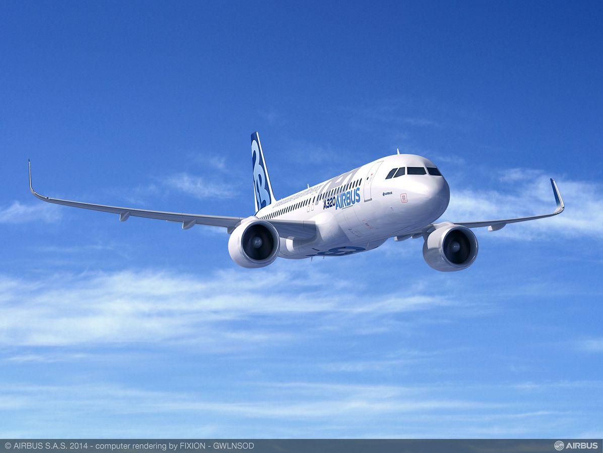 A320neo – CFM International LEAP-1A 1
