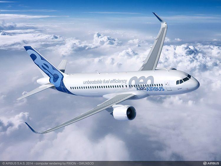 A320neo – Pratt & Whitney PW1100G-JM 3