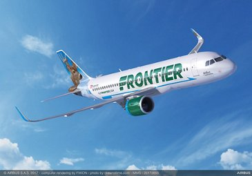 A320neo Frontier