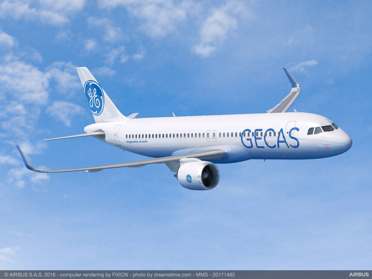 GE Capital Aviation Services (GECAS) orders 100 A320neo aircraft