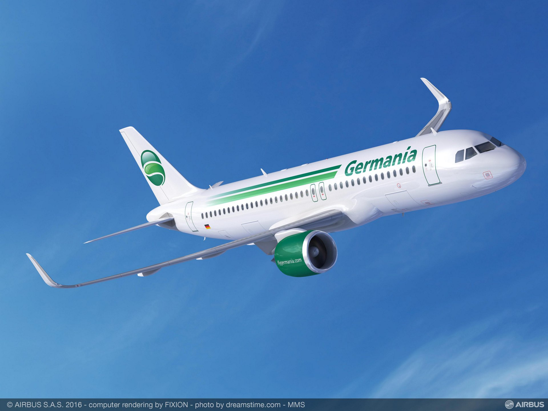 A320neo Germania