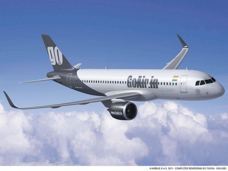 A320neo Go Air