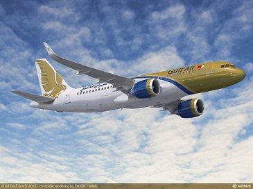 A320neo Gulf Air