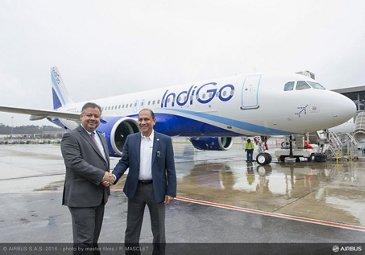 IndiGo A320neo handover_2