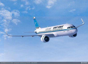 A320neo Kuwait Airways