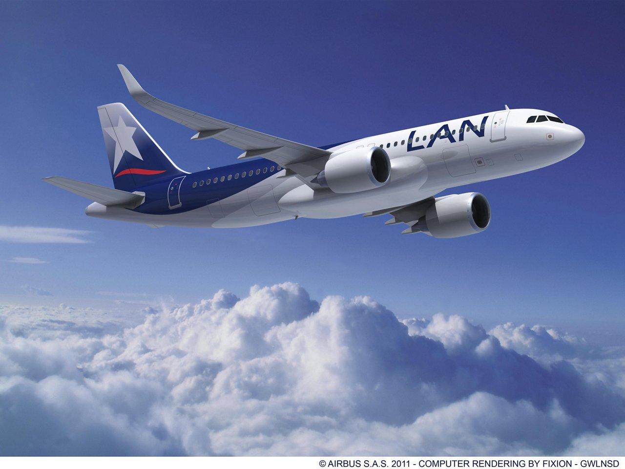 A320neo LAN