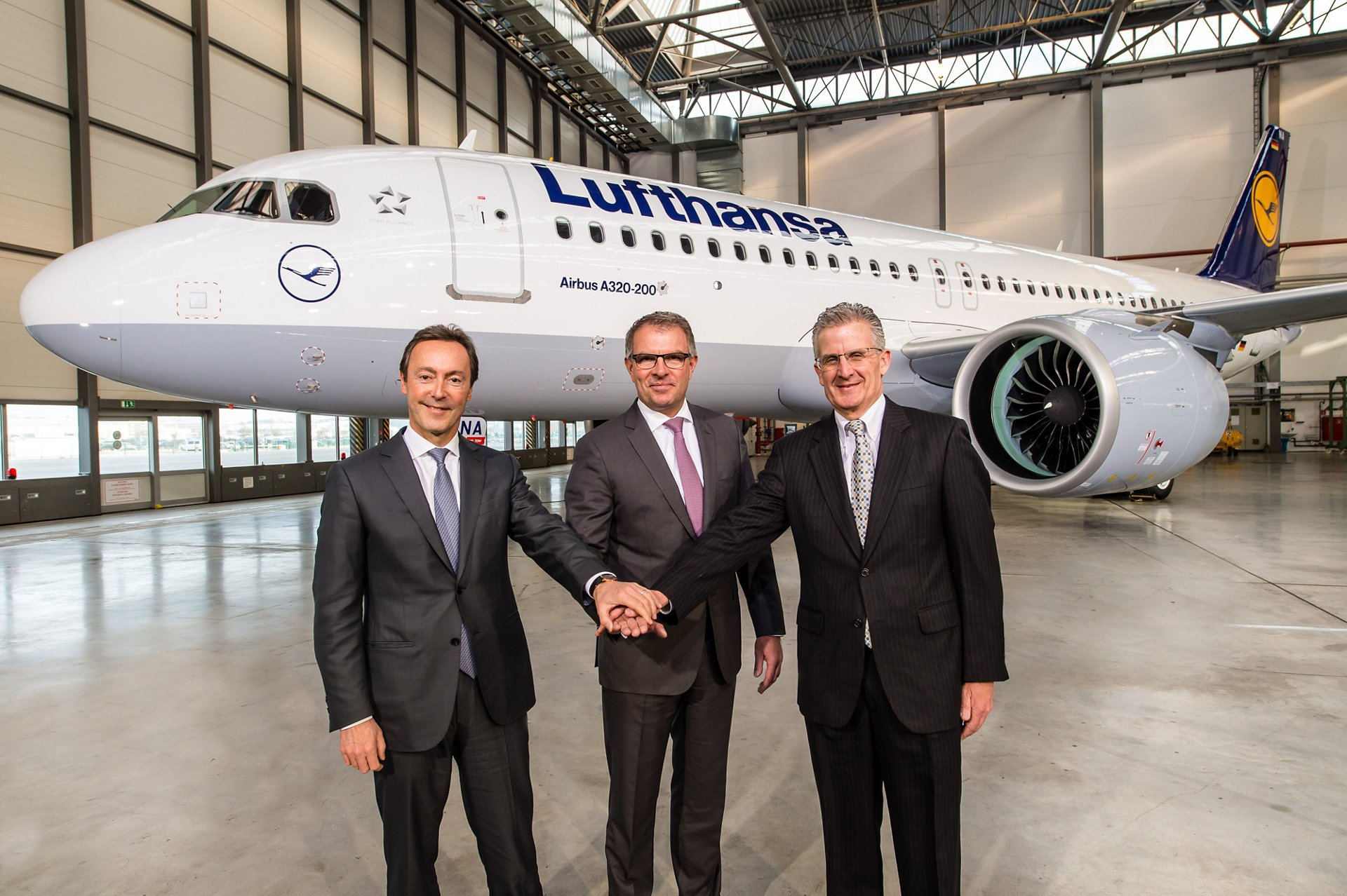 A320neo Lufthansa becomes launch customer 1