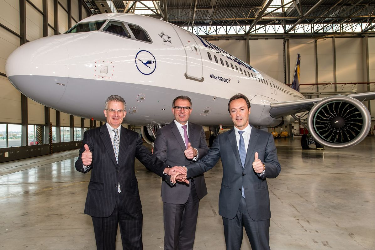 A320neo Lufthansa becomes launch customer 3