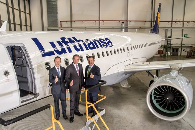 A320neo Lufthansa becomes launch customer 4