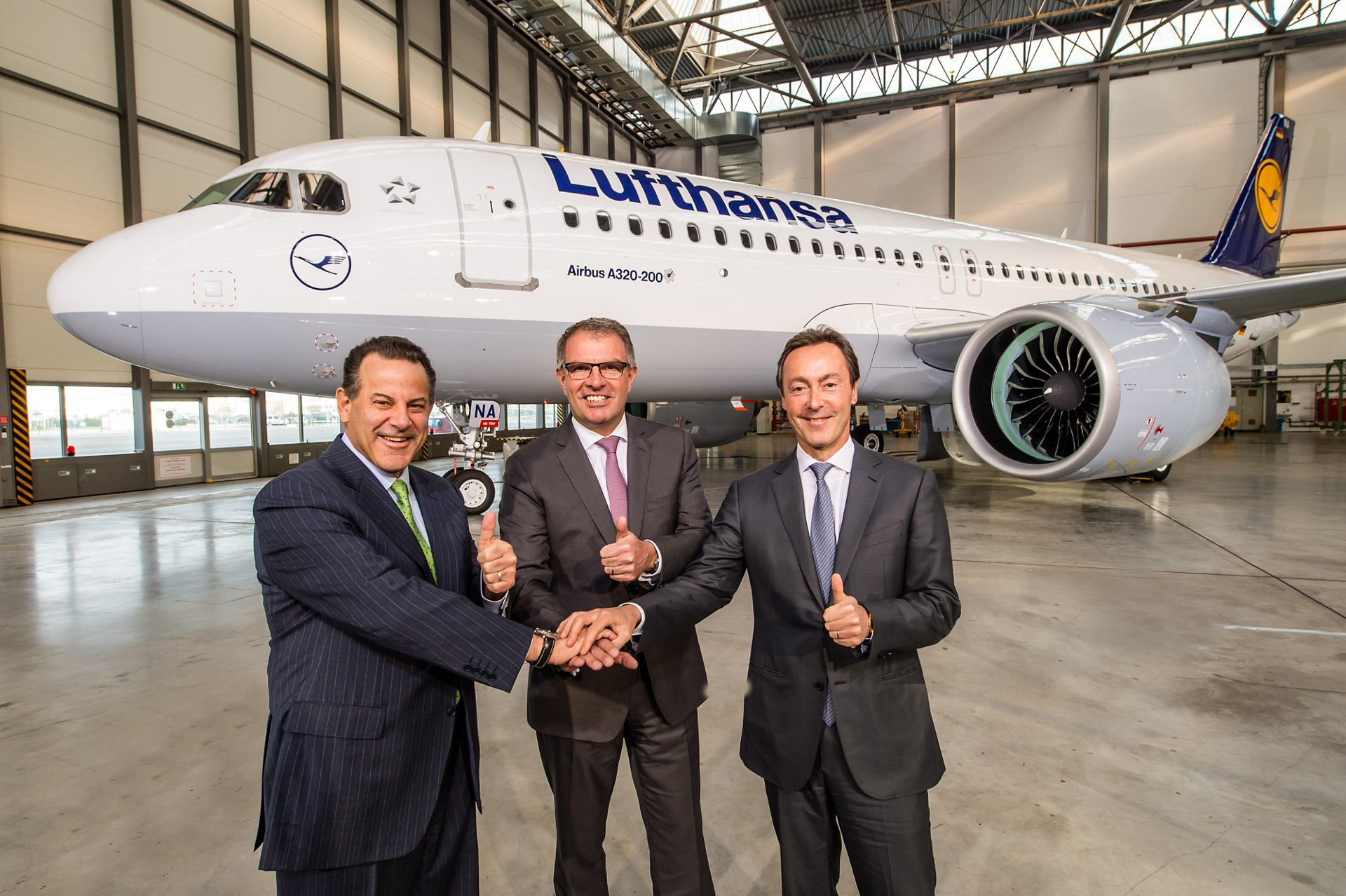 A320neo Lufthansa becomes launch customer 5