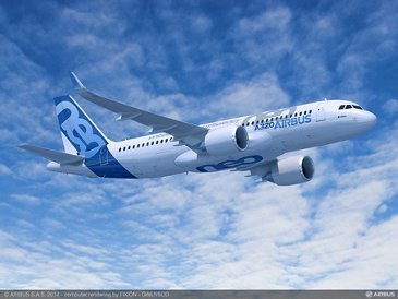 A320neo – Pratt & Whitney PW1100G-JM 1