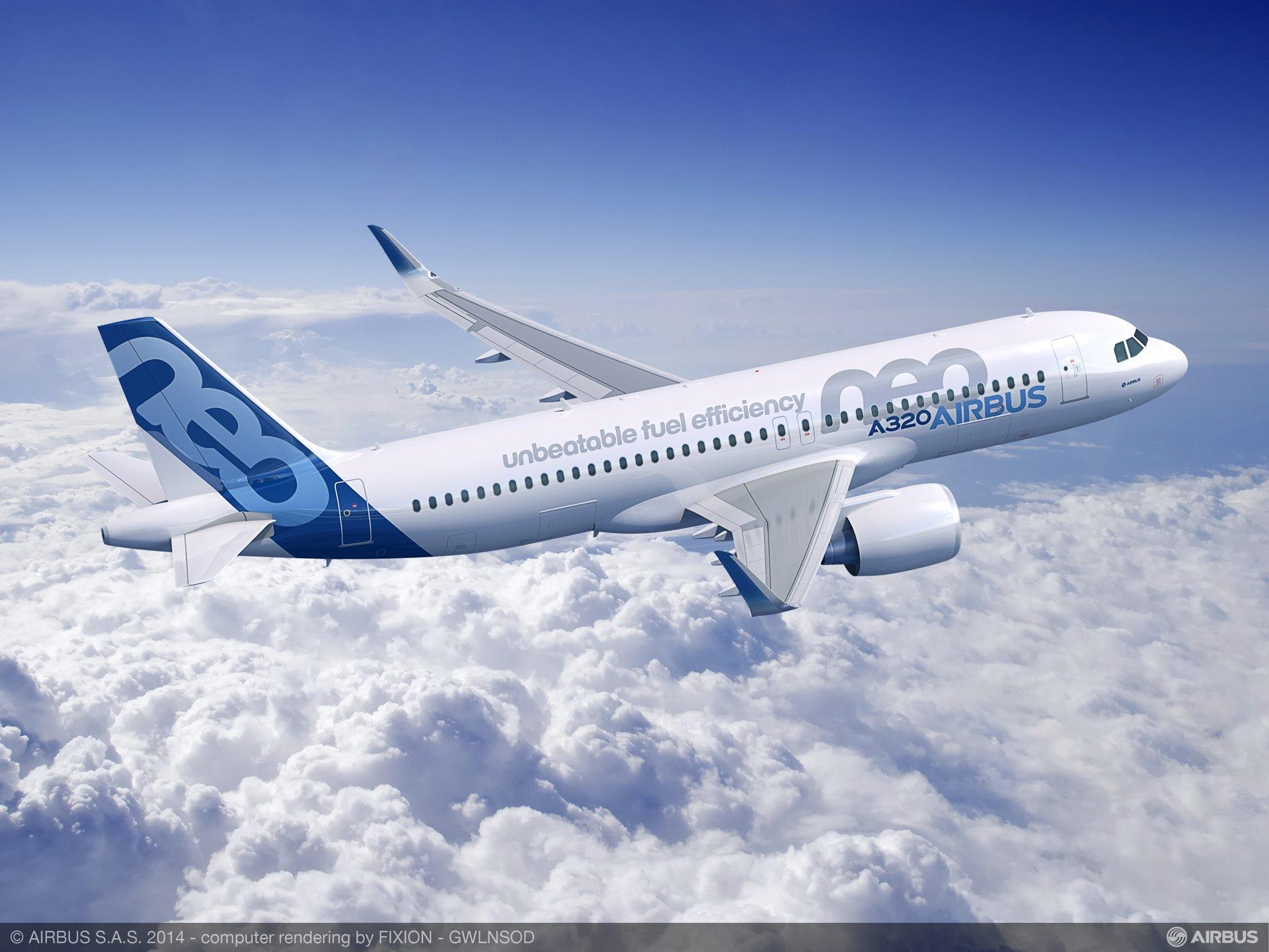 A320neo – CFM International LEAP-1A 3