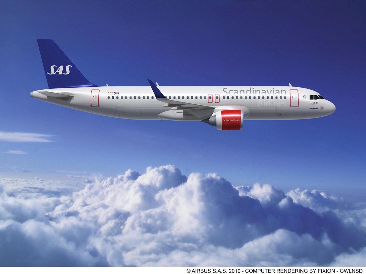 A320neo SAS