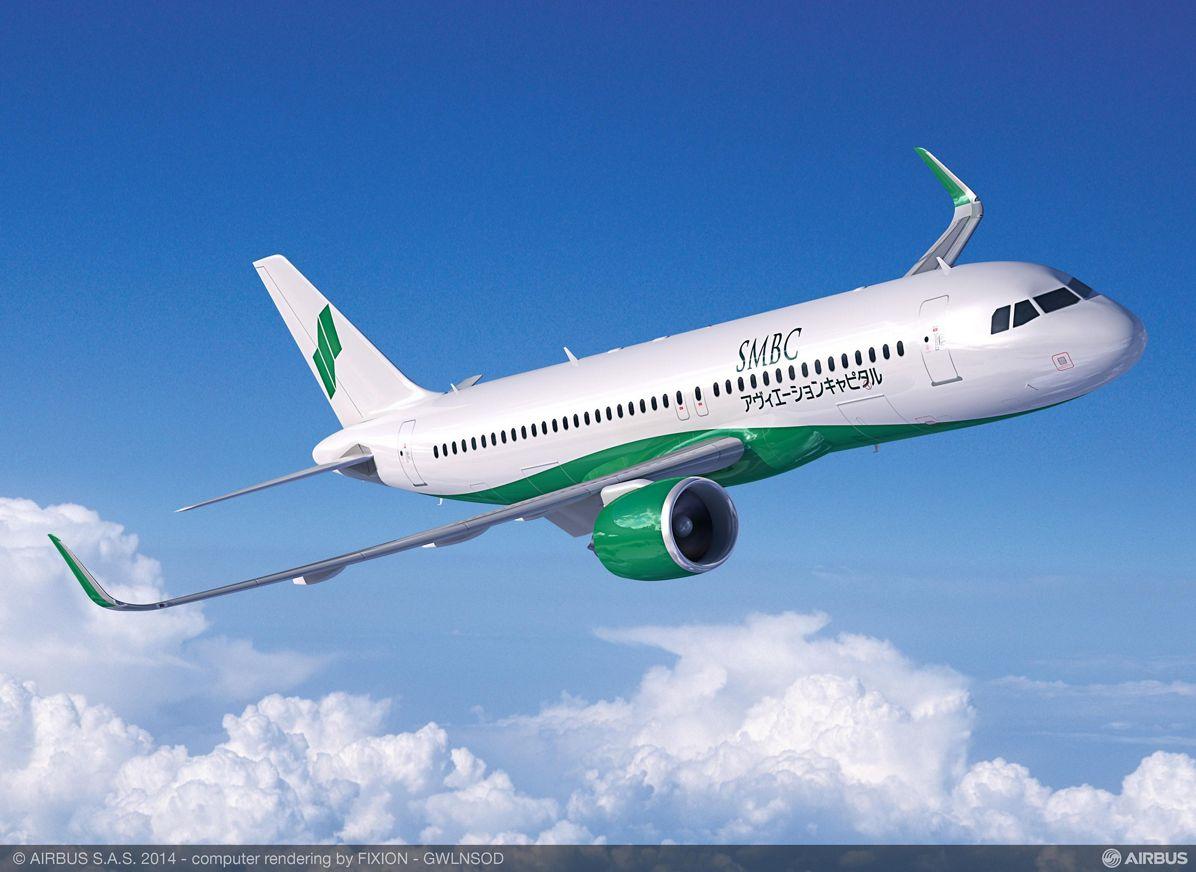 A320neo SMBC