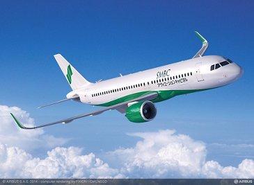 SMBC Aviation Capital A320neo Family jetliner