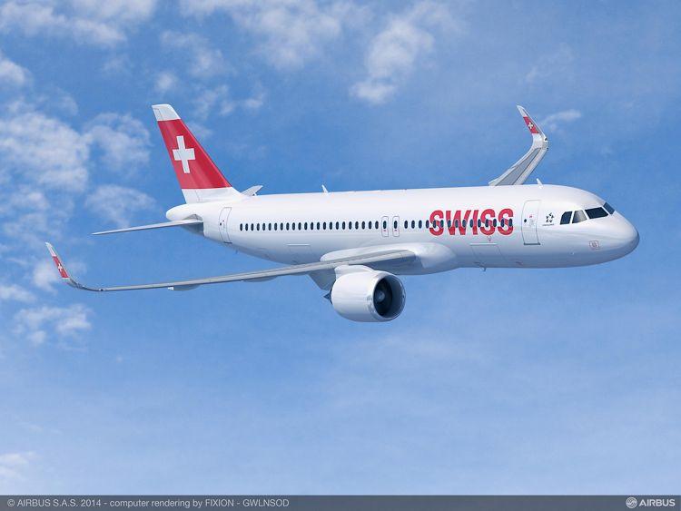 A320neo – SWISS