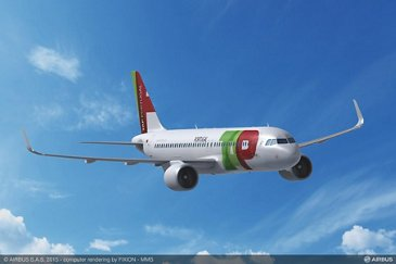 TAP Portugal A320neo