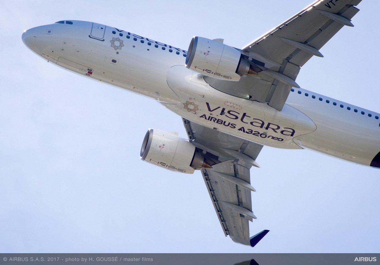 A320neo_Vistara 1
