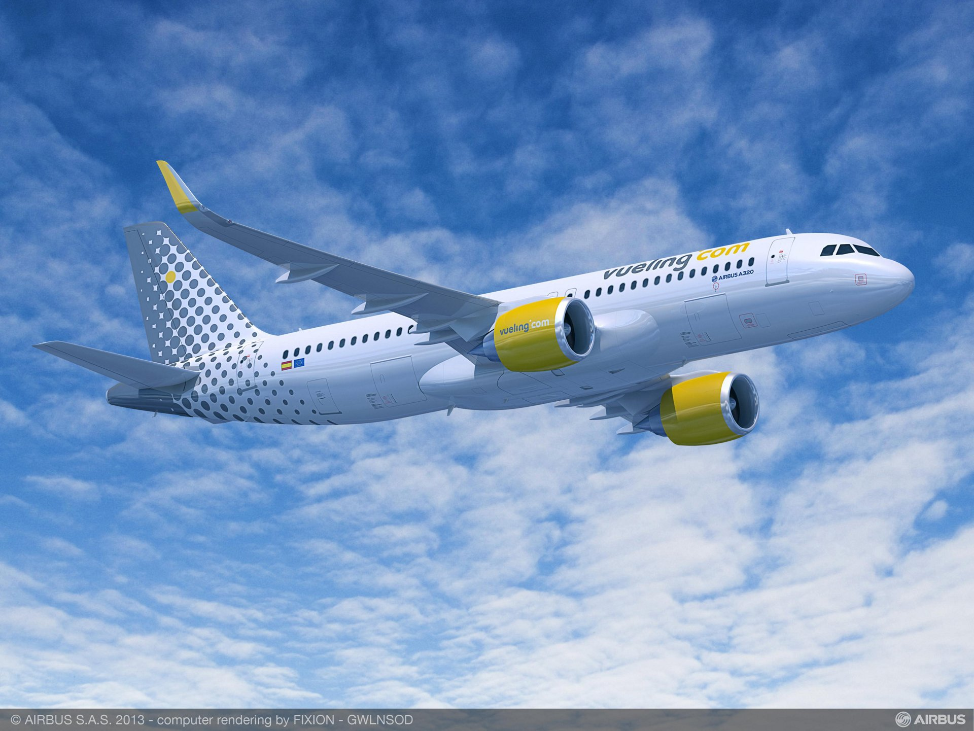 IAG firms up 15 A320neo orders_Vueling