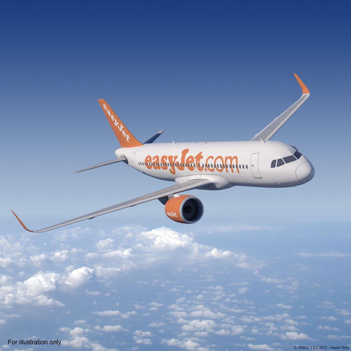 easyJet bestätigt Bestellung von 100 A320neo und 35 A320ceo