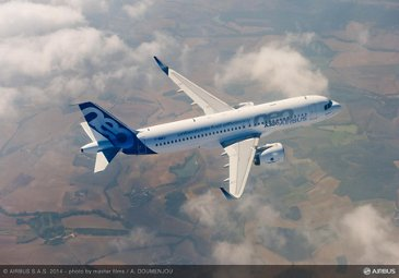 A320neo with Pratt & Whitney engines is certified_1