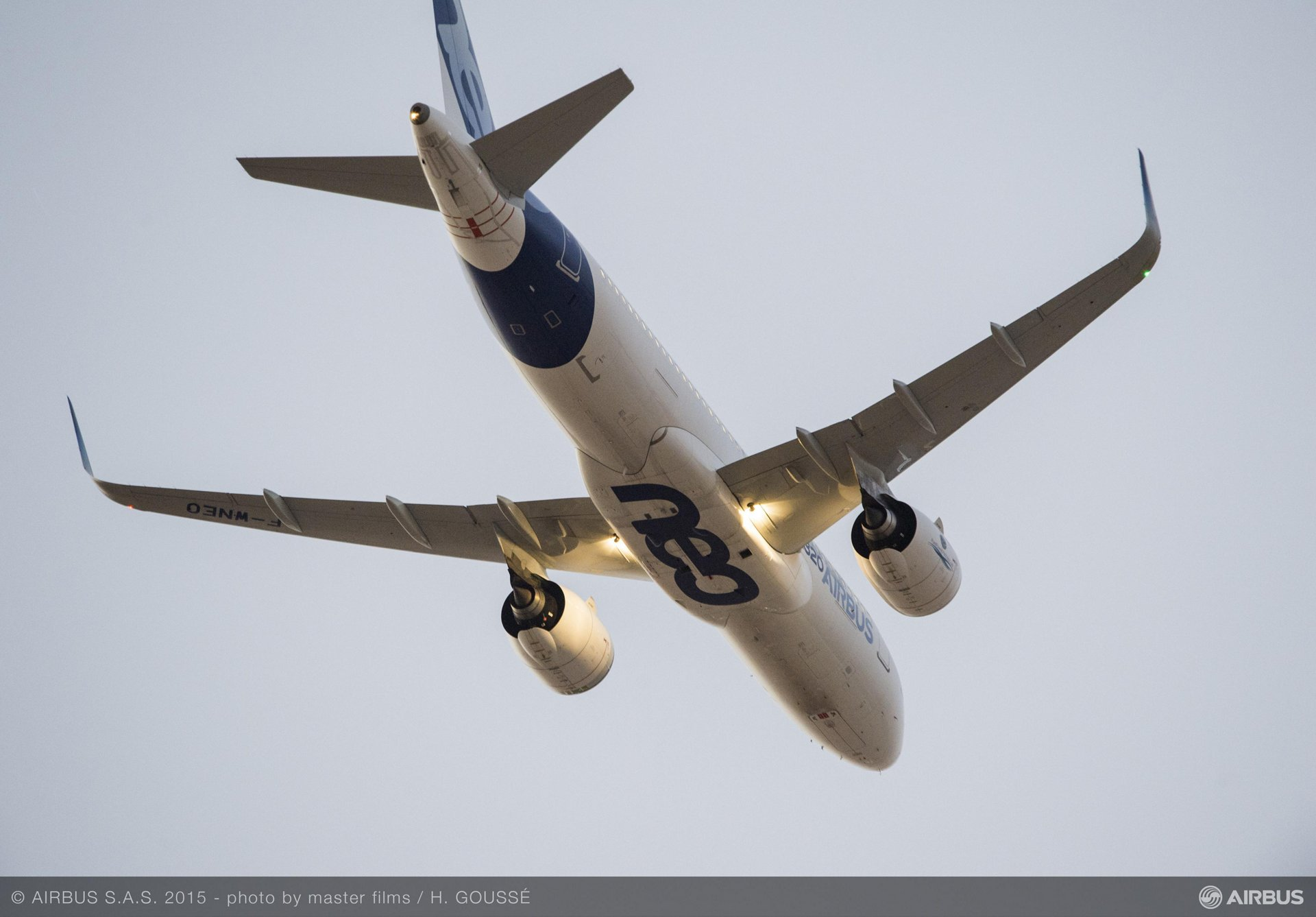 A320neo with Pratt & Whitney engines is certified_2