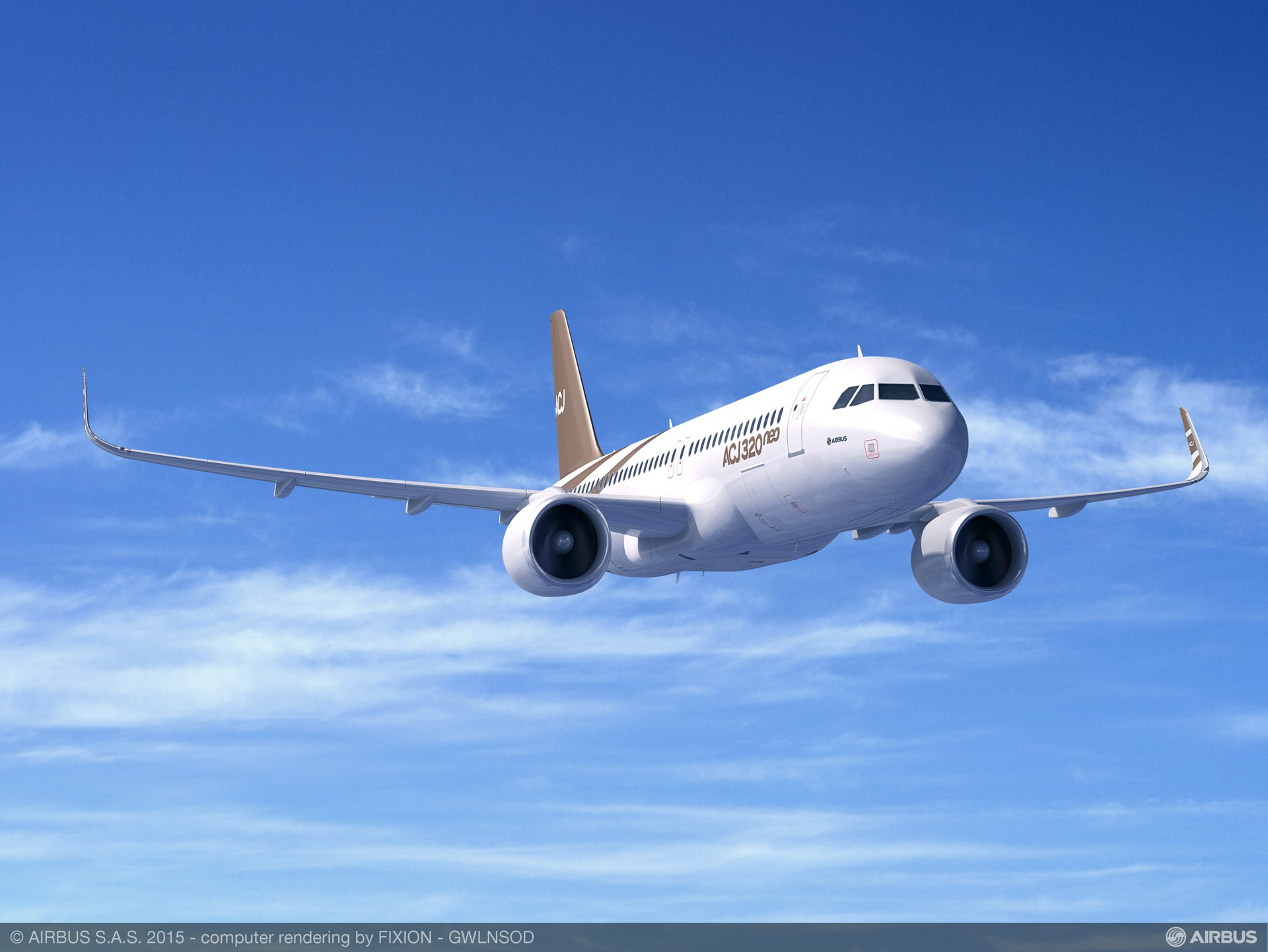 ACJ320neo Family enters production