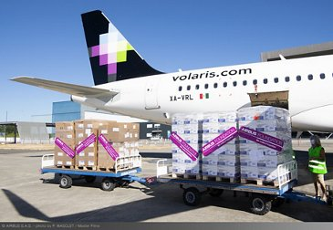EVE 2368 A320neo VOLARIS MSN10076 Loading 002