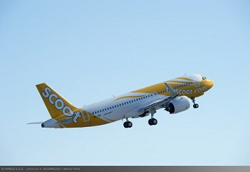 A320neo Scoot