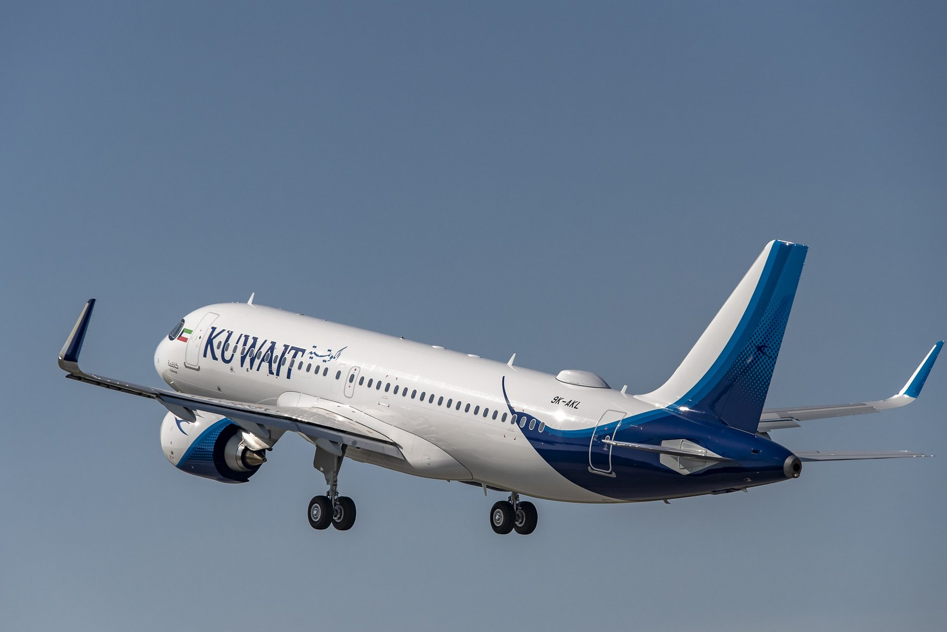 The first A320neo for operation by Kuwait Airways, delivered in 2019, marks an important step in the airline's ambitious fleet renewal and growth plans