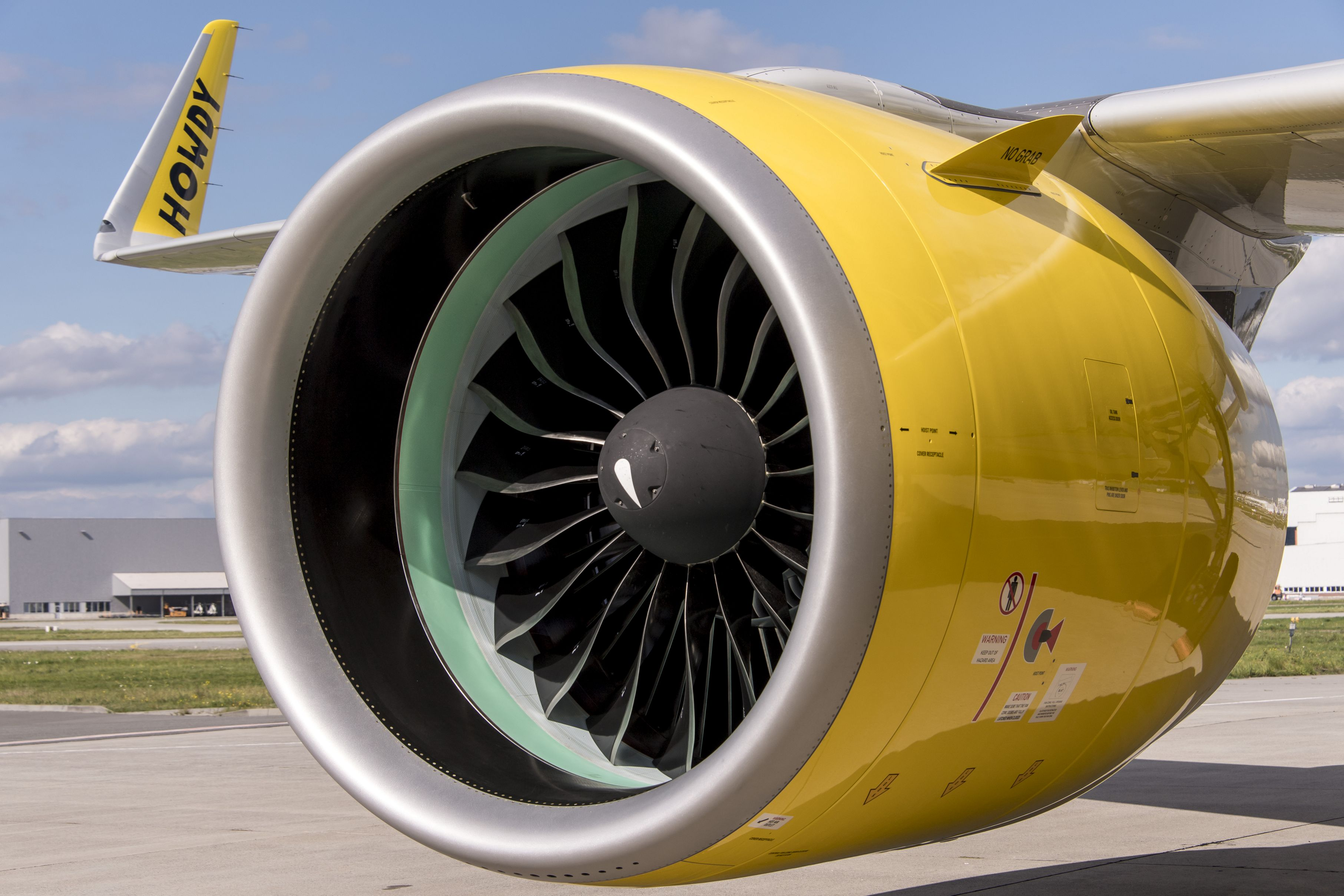 Spirit Airlines Takes Delivery Of First A320neo In United