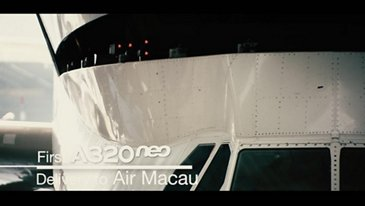 In the making: Air Macau's first A320neo