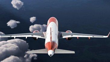 易捷航空第一A320neo