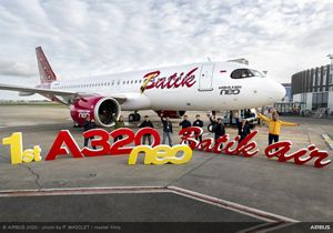 , Batik Air receives its first A320neo, For Immediate Release | Official News Wire for the Travel Industry, For Immediate Release | Official News Wire for the Travel Industry