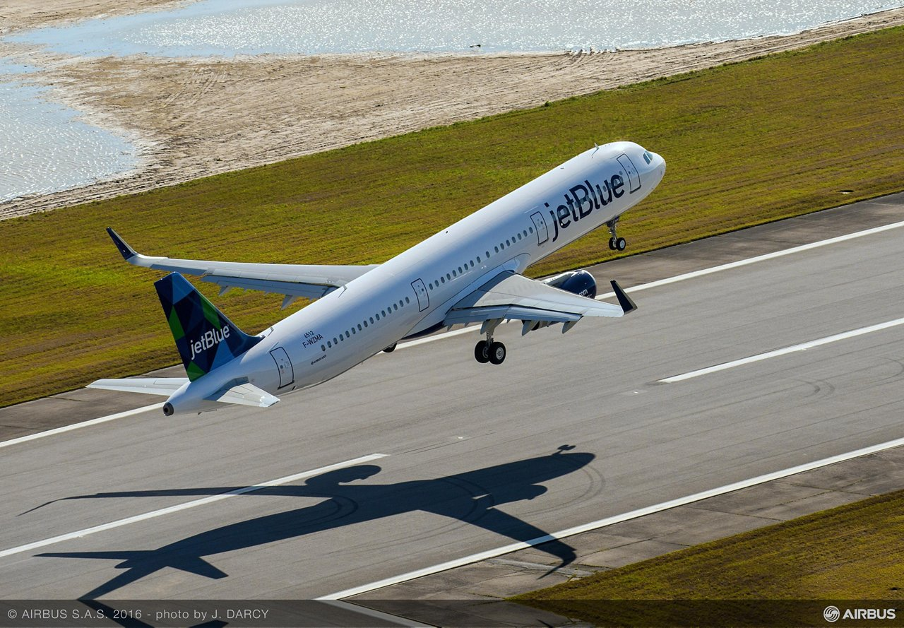 First U.S.-produced A320 Family aircraft takes flight_1