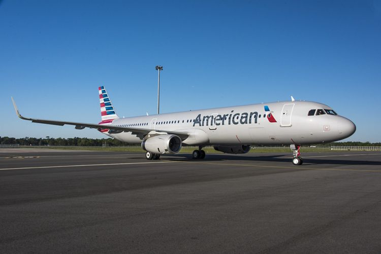 First U.S.-built A321 for American Airlines exits paint shop_1