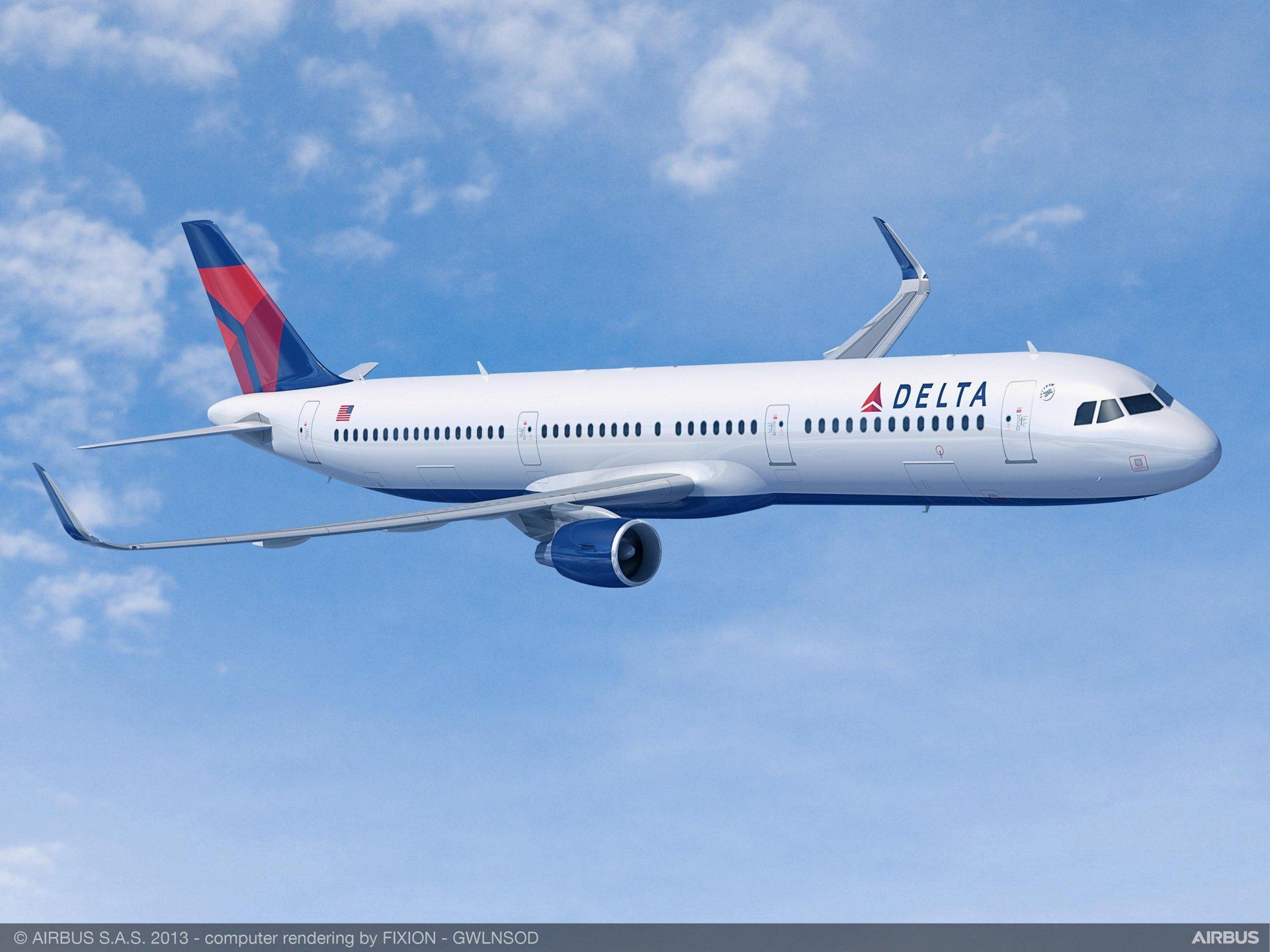 A321 Delta