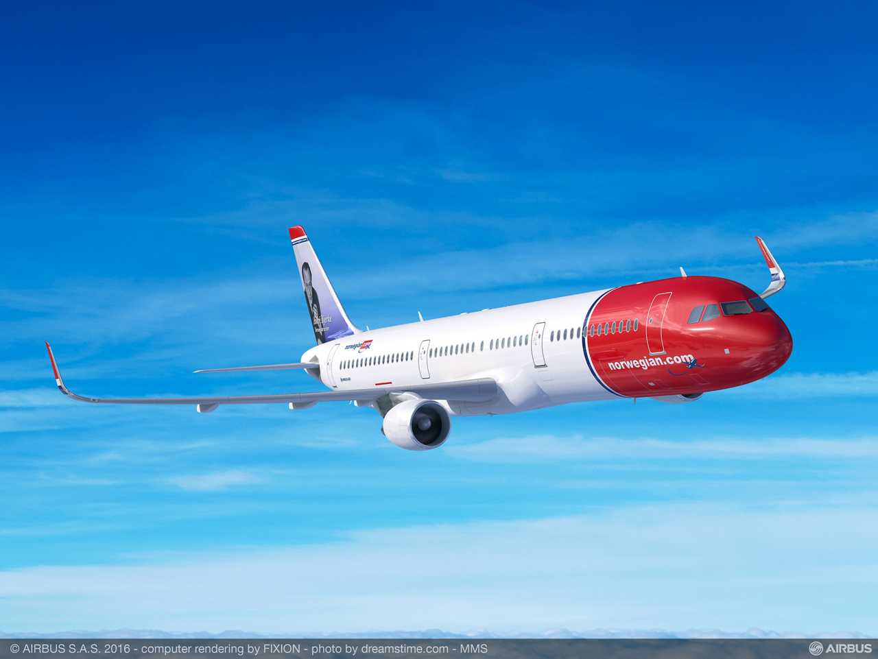 European carrier Norwegian will be the first low-cost transatlantic operator with the Airbus A321LR based on a firm order for 30 aircraft announced 14 July 2016
