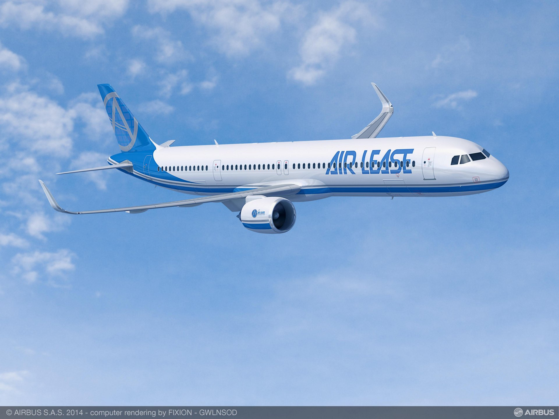 Air Lease Corporation firm order_A321LR