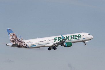 A321_Frontier Airlines_In flight
