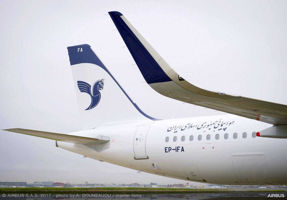 A321_First delivery to IranAir 8