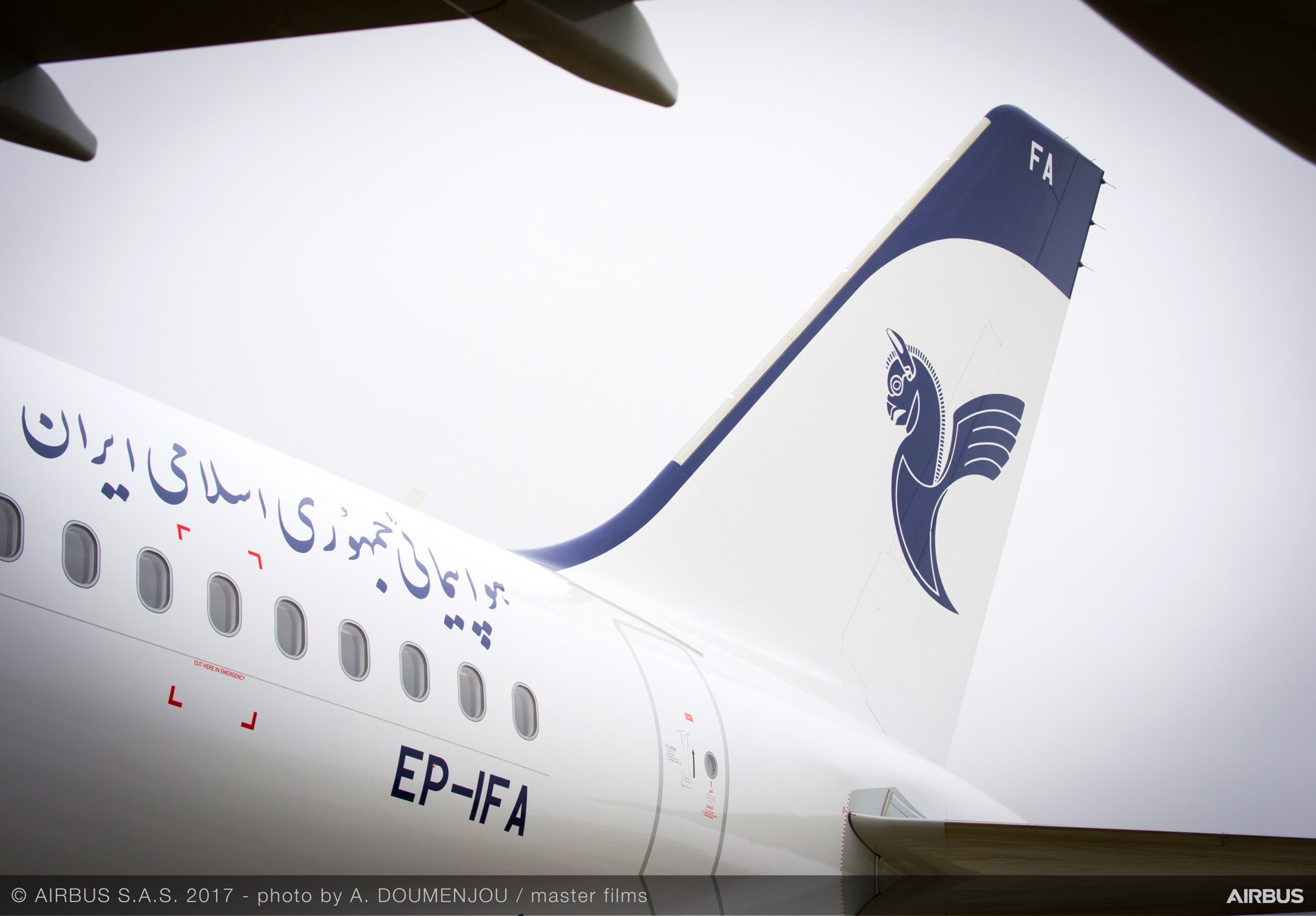 A321_First delivery to IranAir 6