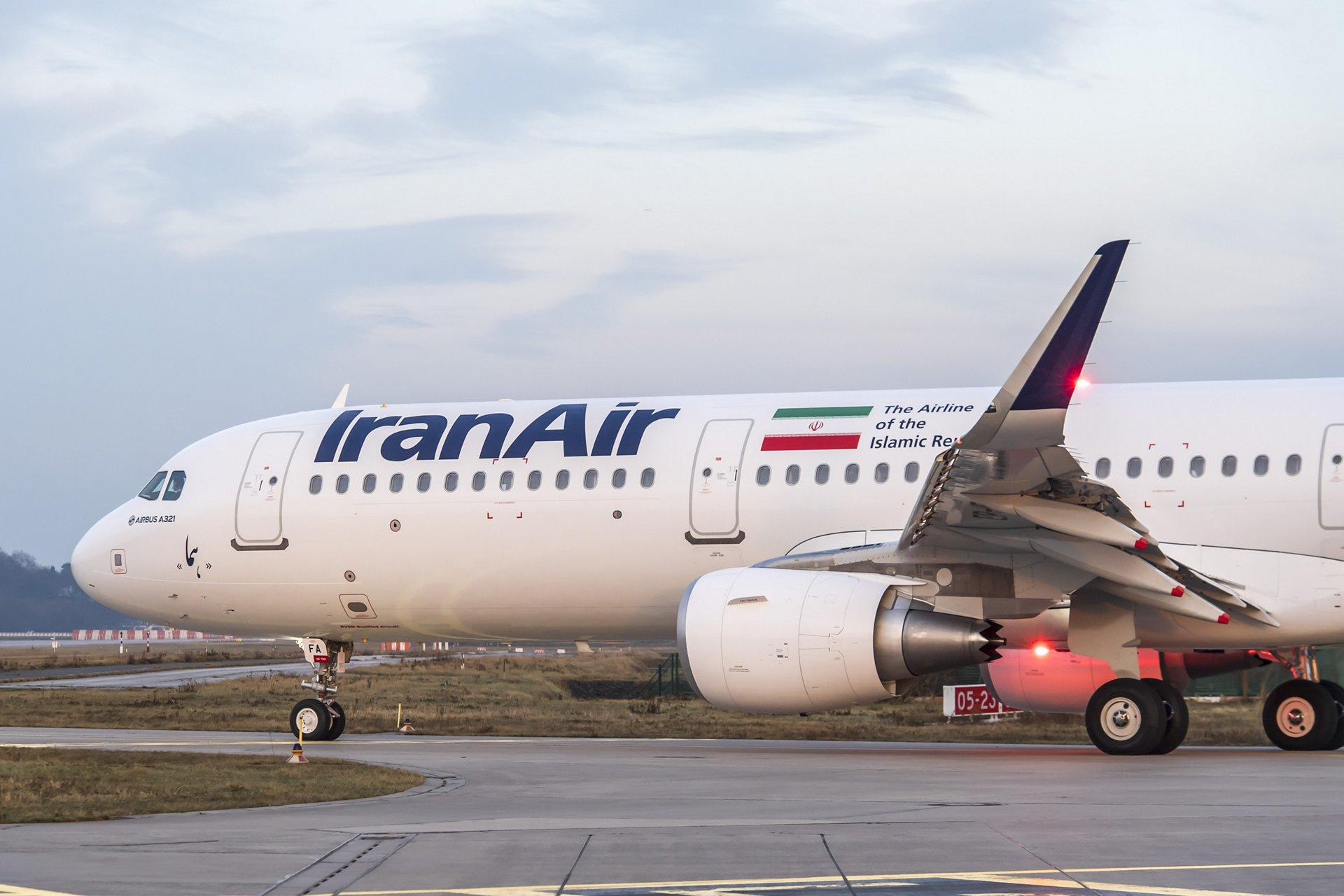 A321_First delivery to IranAir 4