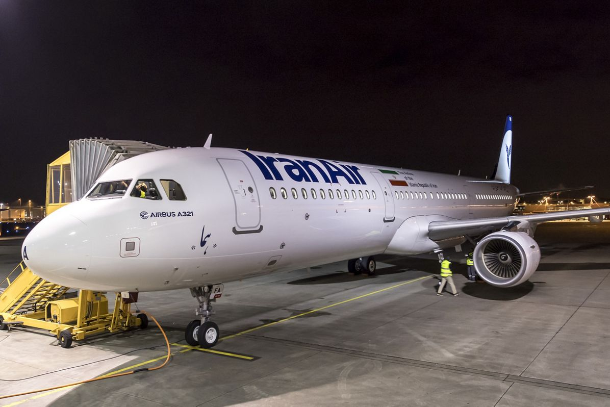 A321_First delivery to IranAir 3